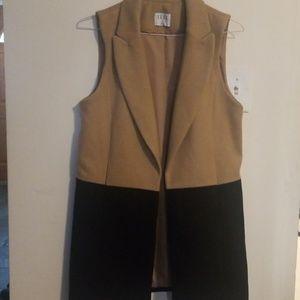 ELLE Twotone vest SIZE  M